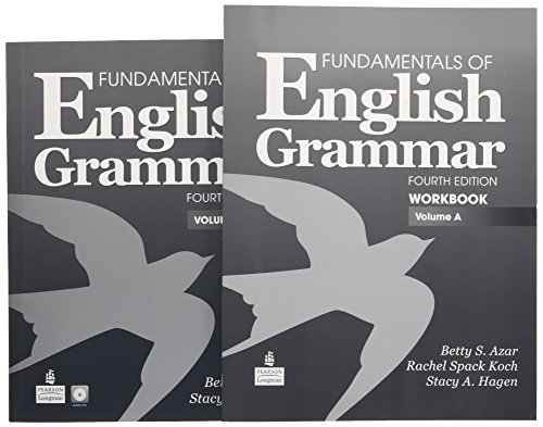 Value Pack: Fundamentals of English Grammar Volume A (with Audio CD) and Workbook A (4th Edition)