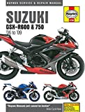 Suzuki GSX-R600 & 750 Service and Repair Manual 2006-2016