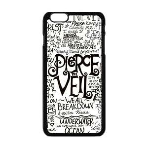 Cool Painting Pierce the Veil unique design Cell Phone Case for Iphone 6 Plus
