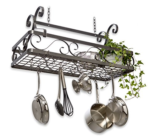 Enclume DR17a HS Decor Basket Rack, Large by Enclume