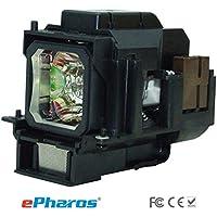 ePharos Replacement projector / TV lamp VT70LP for NEC VT37 / VT47 / VT570 / VT575 ; Dukane ImagePro 8771 ; A&K DXL 7015 PROJECTORs / TVs