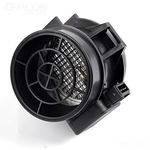 Loovey 5WK9605 - Sensor de flujo de aire para BMW 99-06 323 325 328 E46 3 Series 325i 13621432356