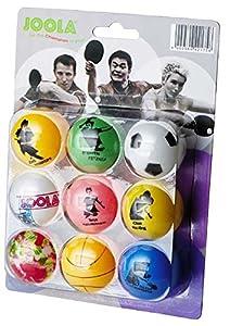 Joola Tischtennis-Bälle »FAN« 9er Blister