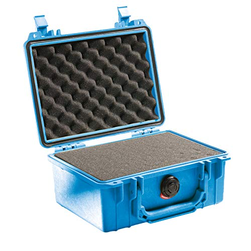 - Pelican 1150 Camera Case With Foam (Blue)