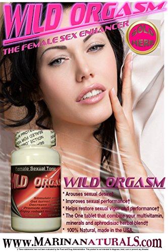 Sauvage orgasme féminin Natural Sex Enhancer, Libido Booster, augmenter le plaisir sexuel, l'excitation, Booster sexuel, augmenter Women Performance, conduire, la vigueur, l'endurance, l'énergie sexuelle, les femmes de la santé sexuelle, l'amélioration de