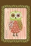 Greenleaf Fresh Scents Sachet -Set of 3 (Pink Owl)