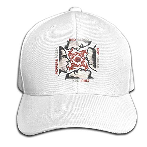 REVESS Unisex Designed Red Hot Chili Peppers Blood Sugar Magik Cap New Baseball Hats