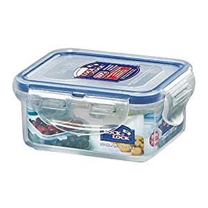 Lock & Lock, No BPA, Water Tight Lid, Food Container, 0.7-cup, 6.1-oz, HPL805