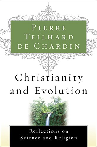 Christianity and Evolution: Reflections on Science and Religion (Harvest Book, Hb 276) cover