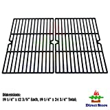 gas bbq replacement parts - Direct store Parts DC107 Porcelain Cast Iron Cooking grid Replacement Charmglow,Jenn-Air,Weber,BBQ Grillware,Costco Kirkland,Aussie,Grill Zone,Kenmore,Nexgrill......Gas Grill