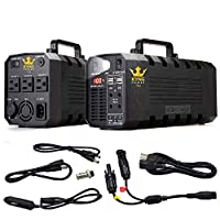 Kyng Power Solar Generator Portable Powe...
