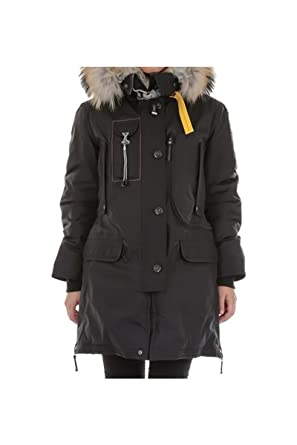 Parajumpers Women's Kodiak Parka, Black, ...