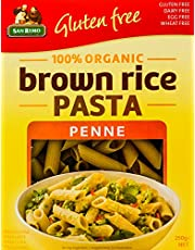 San Remo Brown Rice Penne, 250g
