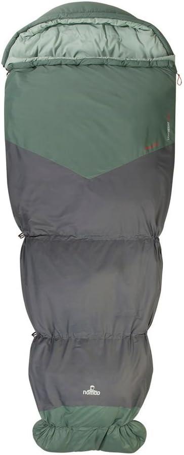 Schlafsack NOMAD Triple-S XL 2 RV rechts
