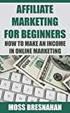Affiliate Marketing for Beginners: How to make an income online in online marketing