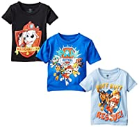 Nickelodeon Boys' Paw Patrol Pack of Thr...