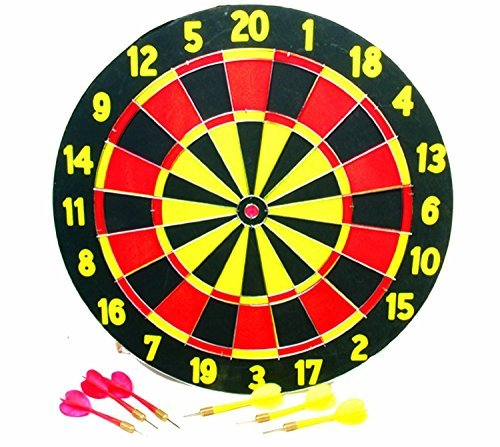 Classic Games Collection 17 'Entry Level Dart Board [parallel import goods]