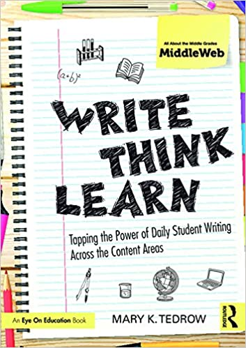 how writing standards can support learning in all content areas