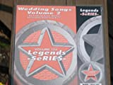LEGENDS Karaoke CDG No.134 WEDDING ROMANTIC LOVE SONGS #2 cd