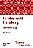 Landesrecht Hamburg: Textsammlung - Rechtsstand: 1. September 2017