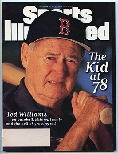 si-sports-illustrated-november-25-1996-ted-williams-baseball-boston-red-sox