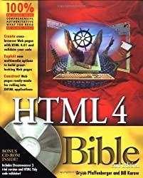 HTML 4 Bible