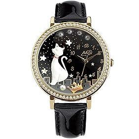 Didofa Women's wrist 3D watch