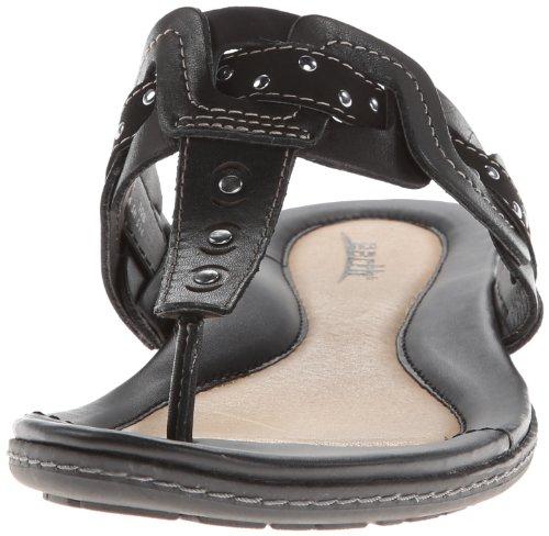 Sandalo Terra Donna Vestito Nero
