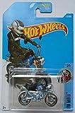 hot wheels moto - Hot Wheels 2017 HW Moto Honda Monkey Z50 (Mini Bike) 115/365, Blue