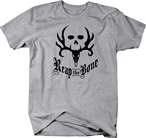 Reap the Bone Archery Bow Hunting Bone Collector Mens T Shirt - 2XL