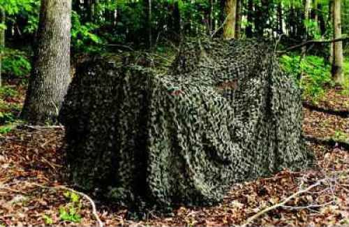 CamoSystems MS02 Pro Series Military Netting, Green/Brown, 9'10'' x 19'8''L by Rothco