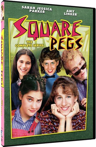 (Square Pegs: The Complete Series)