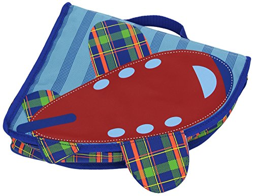 Neat Oh Plaid Pals Airplane Lunchbox product image