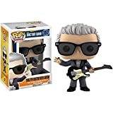Twelfth Doctor w/ Guitar: Funko POP! x Doctor Who Vinyl Figure + 1 FREE Official Dr Who Trading Card Bundle (106825)
