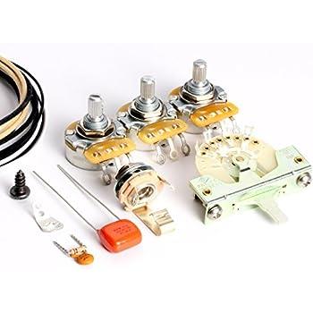 920d fender strat stratocaster wiring harness tbx and blender pot musical instruments. Black Bedroom Furniture Sets. Home Design Ideas