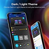 MINGER DreamColor LED Strip Lights, Smart Music