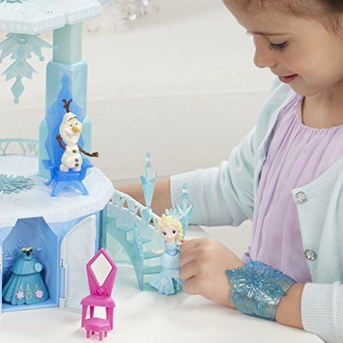 Disney Frozen - Kit Castillo de Elsa (Hasbro B6253EU4): Amazon.es ...