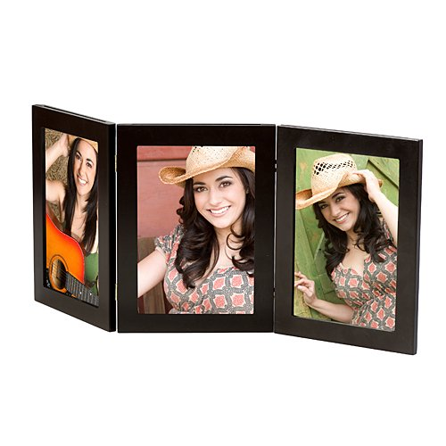 Shindigz Three Sided Photo Frame Party Favor Gift ()