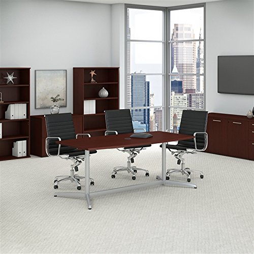 Scranton & Co 72L x 36W Conference Table - Metal Base