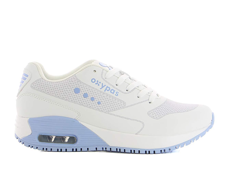 Oxypas ElaS4001lbl Ela SRC - Zapatillas de trabajo: Amazon.es ...