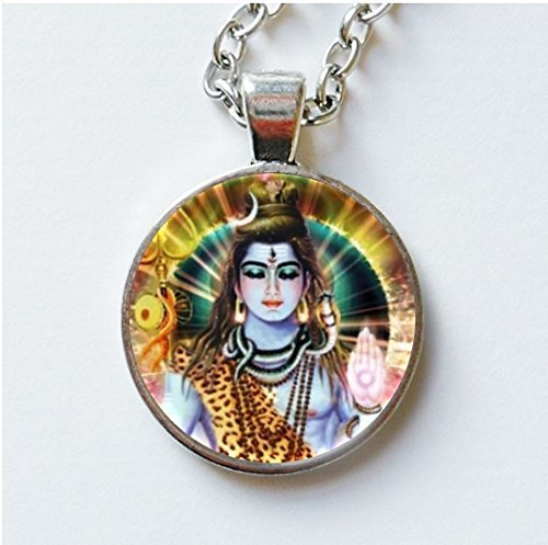 Amazon lord shiva pendant necklace hindu god deity indian lord shiva pendant necklace hindu god deity indian jewelry new age spiritual gift earrings also mozeypictures Choice Image
