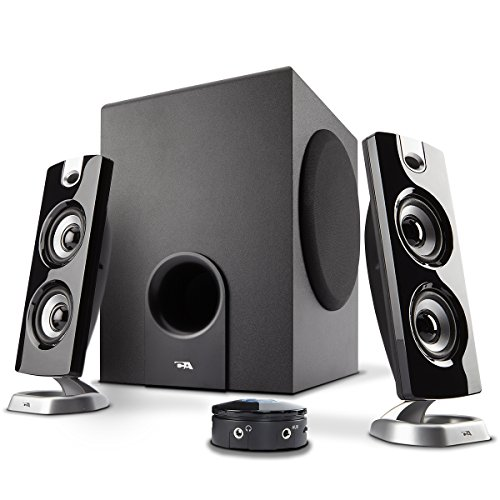 Cyber Acoustics 2.1 Computer Speaker with Subwoofer - Best for Music, Movies,...