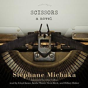 Scissors Audiobook
