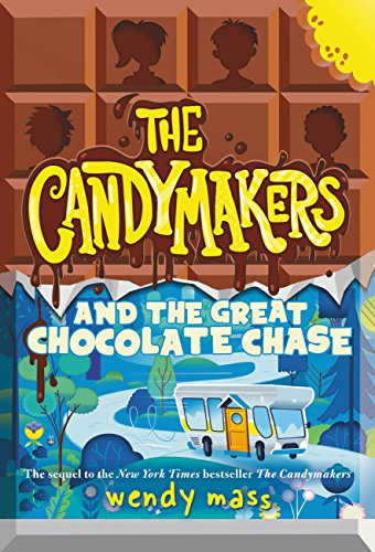 Image result for the candymakers and the great chocolate chase