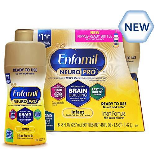 Refill Enamel (Enfamil Premium Infant Liquid Formula, 3.77 Pounds)