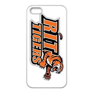 NCAA Rit Tigers Primary 2003 Black For Iphone 6 Plus 5.5 Phone Case Cover