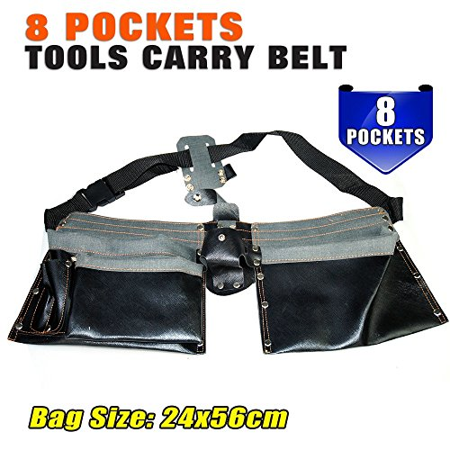 Tool Bag Leather Utility Kit Holder leather Bags