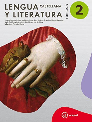 Lengua Castellana Y Literatura. Bachillerato 2 - 9788446033813: Amazon.es: Yndurain Muñoz, Domingo: Libros