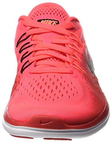 black Trail Red univ RN Chaussures de brt Nike P Rouge Solar Femme Flex hot 2017 Red Mango wFqxfUCv