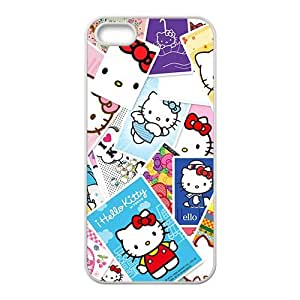 Happy Hello kitty Phone Case for iPhone 5S Case